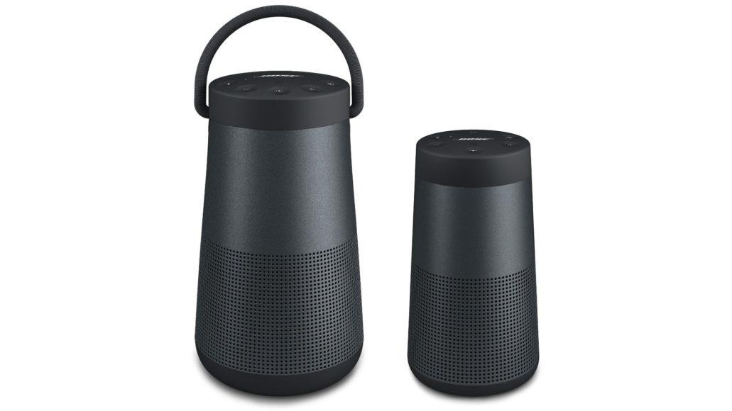 Bose SoundLink Revolve (and Revolve )