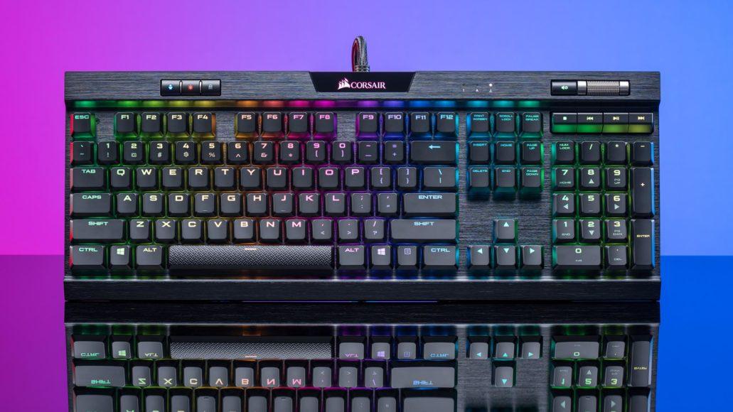 Corsair K70 RGB MK.2: a personal favorite