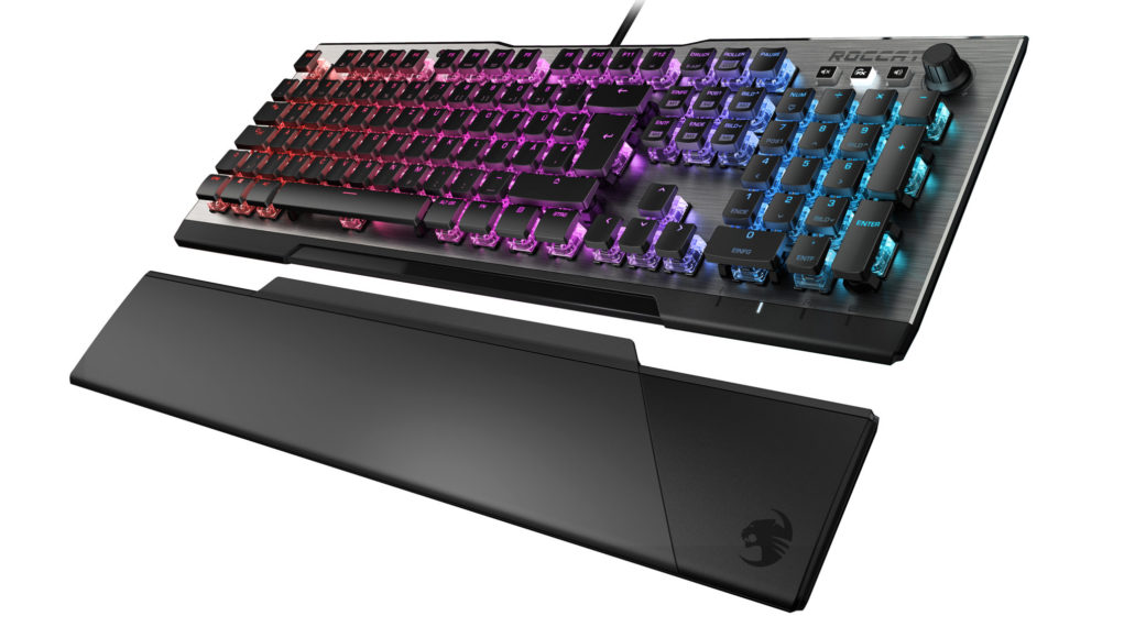 Roccat Vulcan 120 Aimo: best gaming keyboard