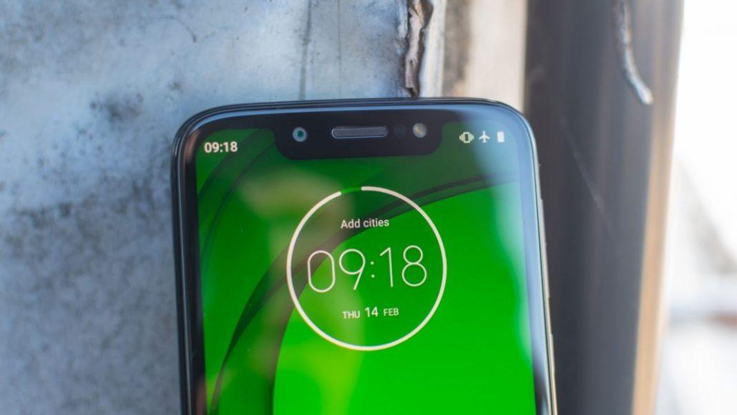 Moto G7 Play – Display