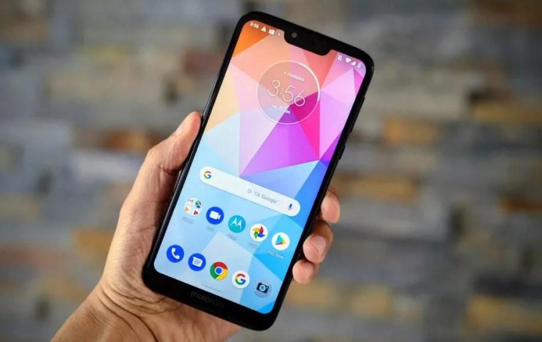 Motorola G7 Power – A design without surprises