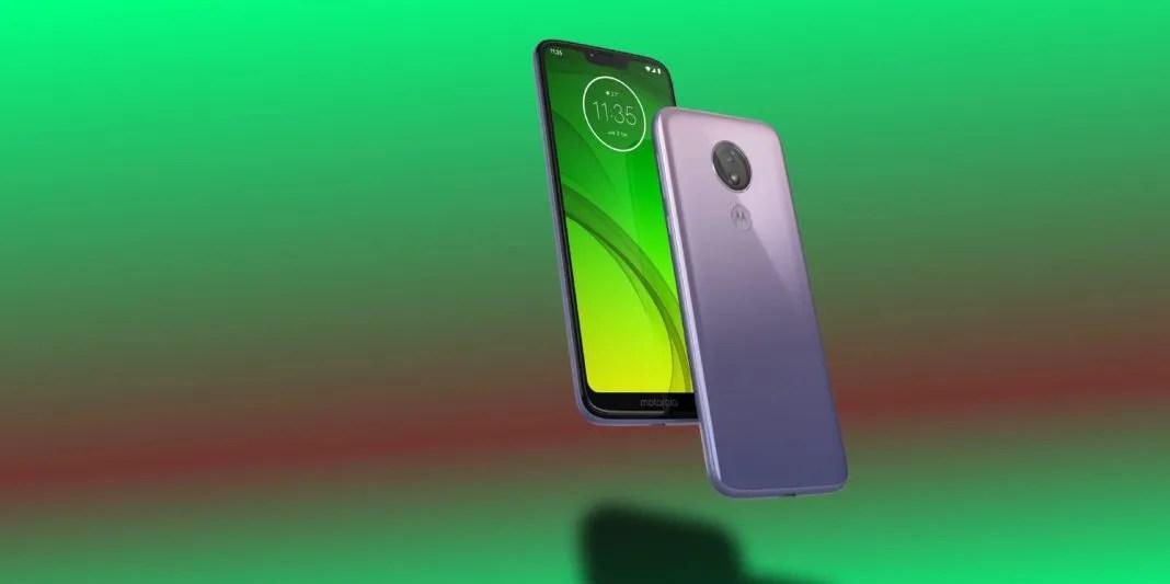 Motorola G7 Power – Software, Moto Actions good, update frequency bad