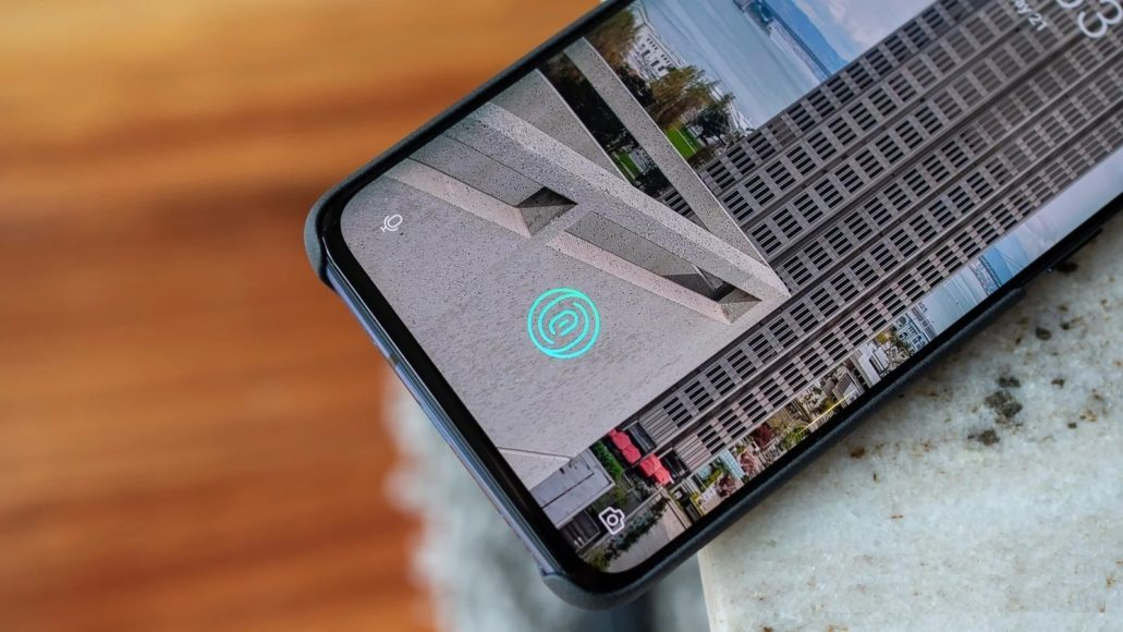 OnePlus 7 Pro – Biometrics