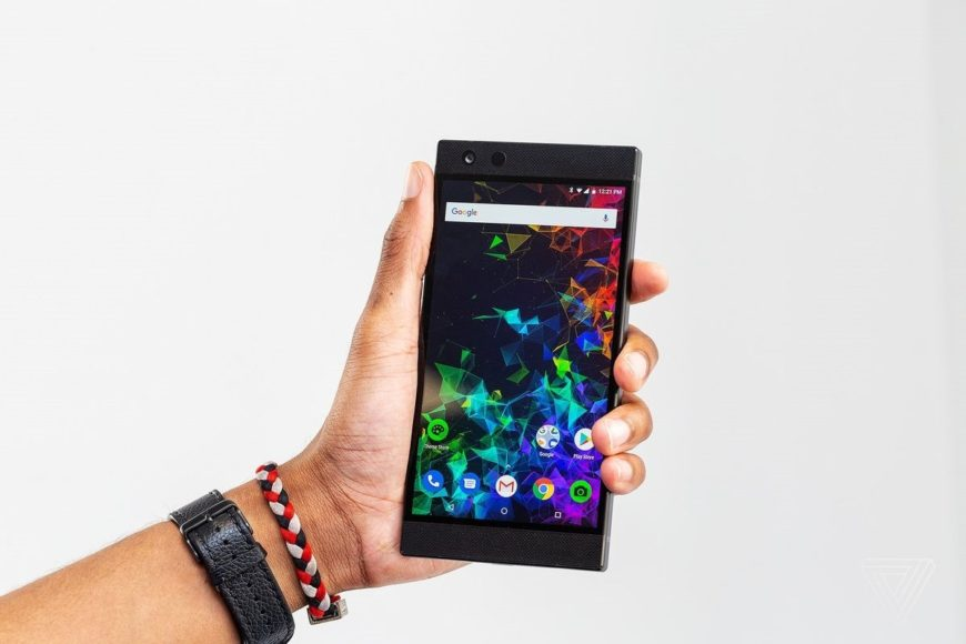 Razer Phone 2 – Gaming at 120 FPS