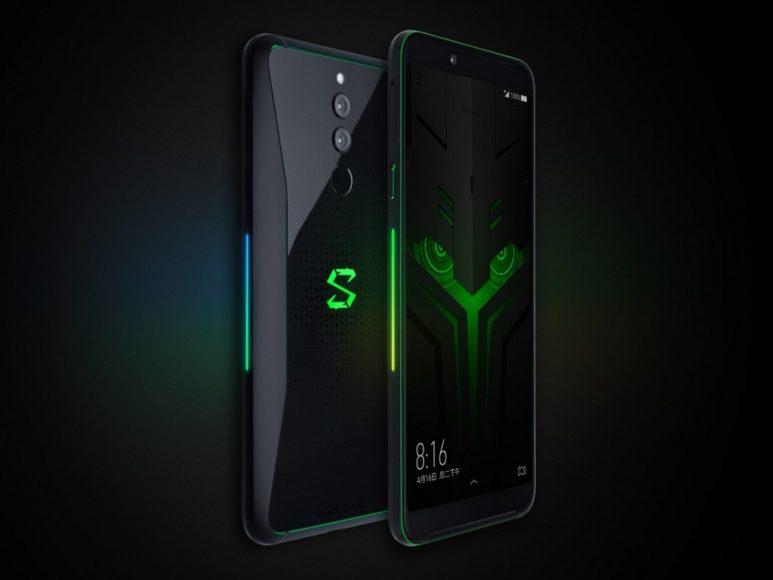 Xiaomi Black Shark 2 – Cameras