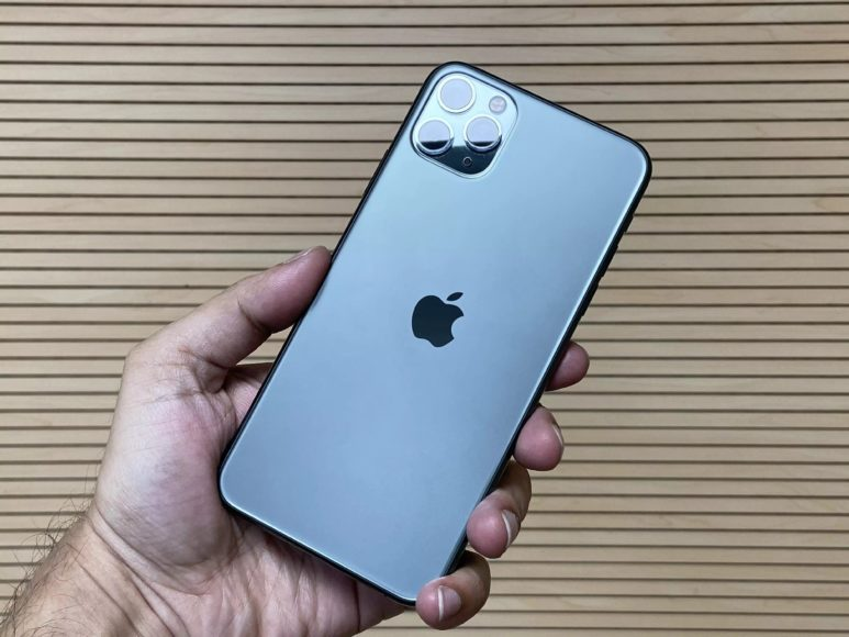 Apple iPhone 11 Pro Max – Design