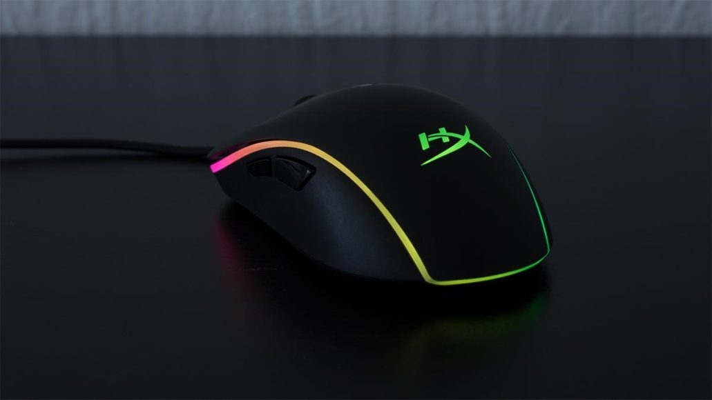 HyperX Pulsefire Surge RGB – Design and features