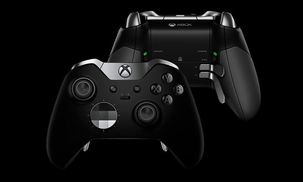 Microsoft Xbox One Elite – A premium gamepad