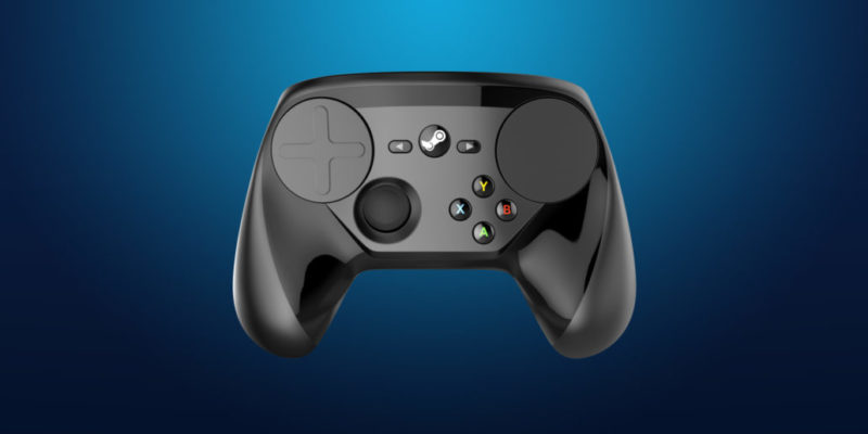 Valve Steam Controller: for games that don't support a gamepad
