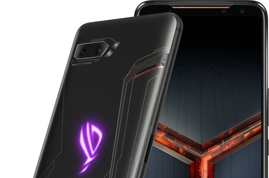 Asus ROG Phone 2 – Camera, not an afterthought