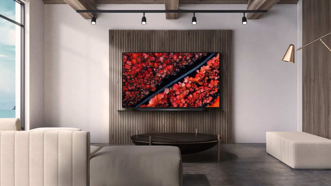 LG OLED C9: our choice