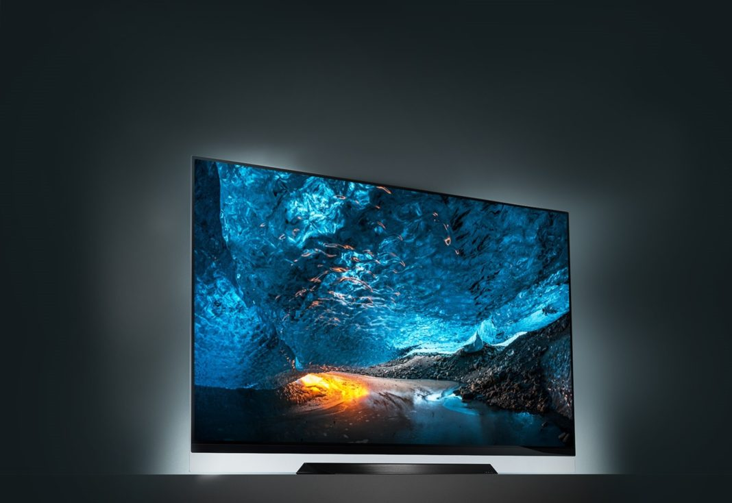LG OLED E9 – Picture