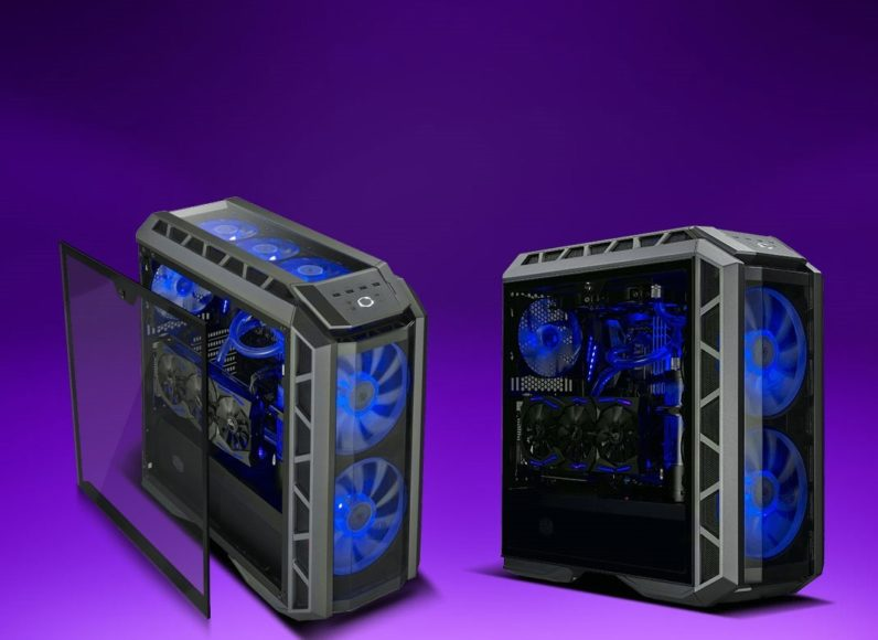 Cooler Master MasterCase H500P: the best RGB PC case