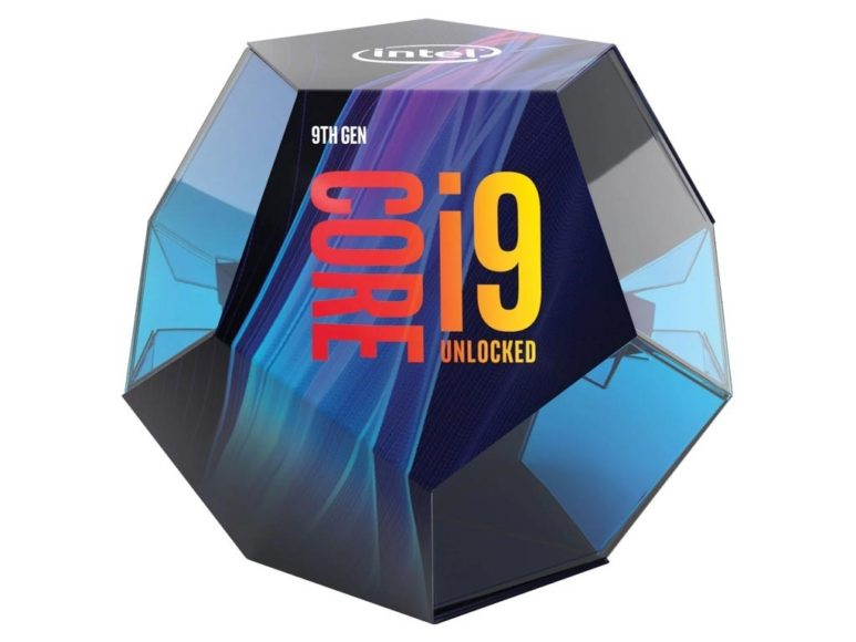 Intel Core i9-9900K Intel's best CPU