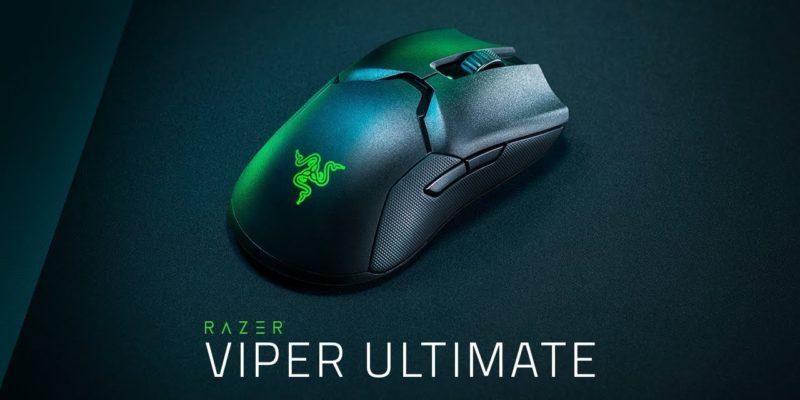 Razer Viper Ultimate Wireless: the highest DPI