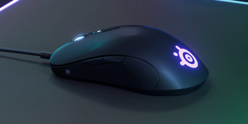 SteelSeries Sensei Ten: best wired gaming mouse