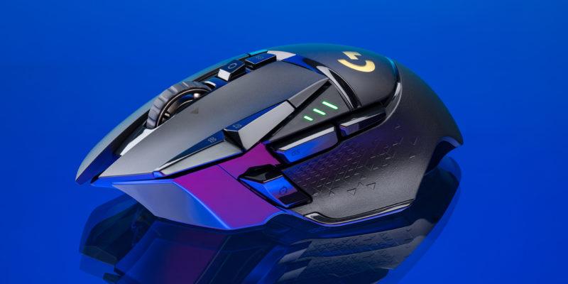 Logitech G502 Lightspeed – Design