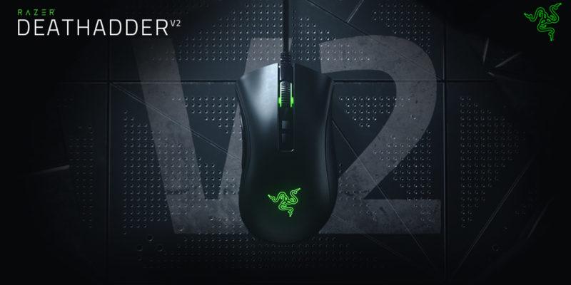 Razer DeathAdder V2: best gaming mouse for most people