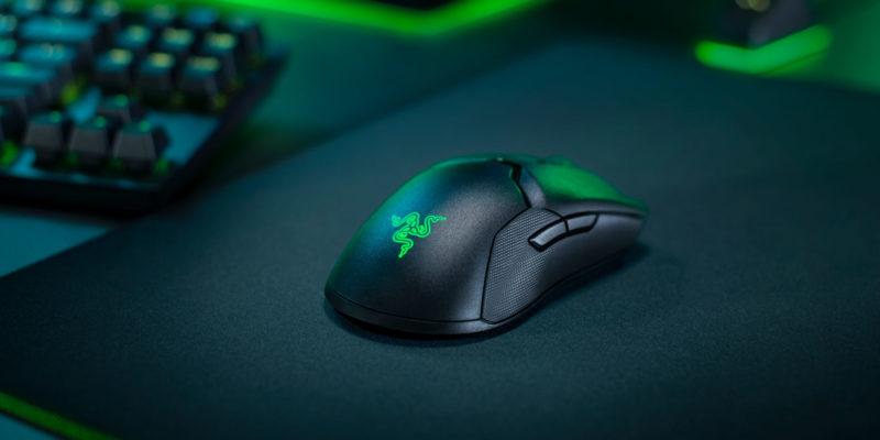 Razer Viper Ultimate – Design