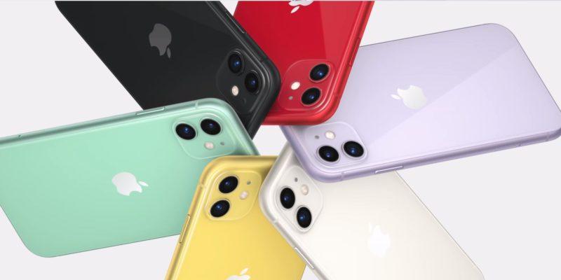 Apple iPhone 11: budget alternative