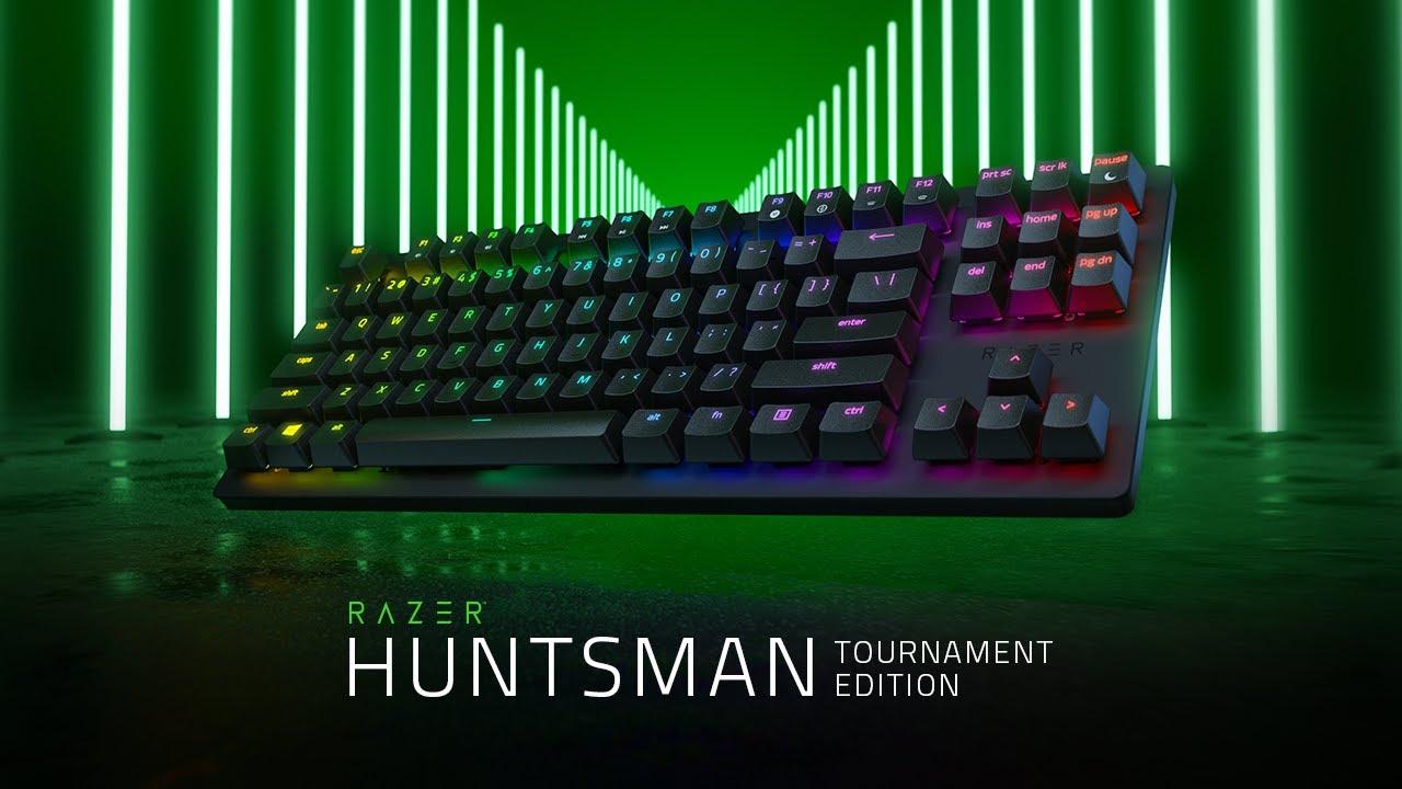 Razer Huntsman Tournament Edition: best TKL gaming keyboard