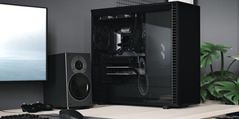 Fractal Design Define 7: best silent PC case