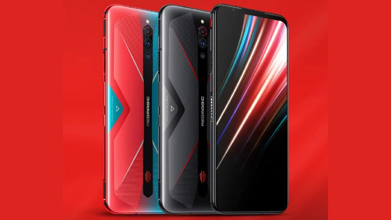 ZTE nubia Red Magic 5G: the perfect gaming phone