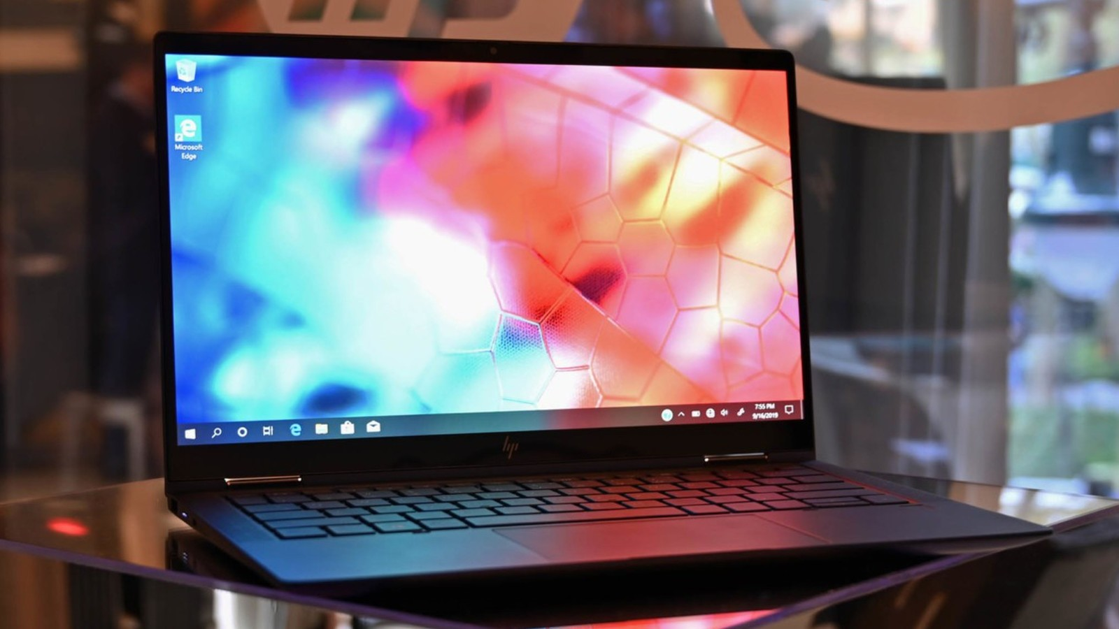 HP Elite Dragonfly: best business laptop