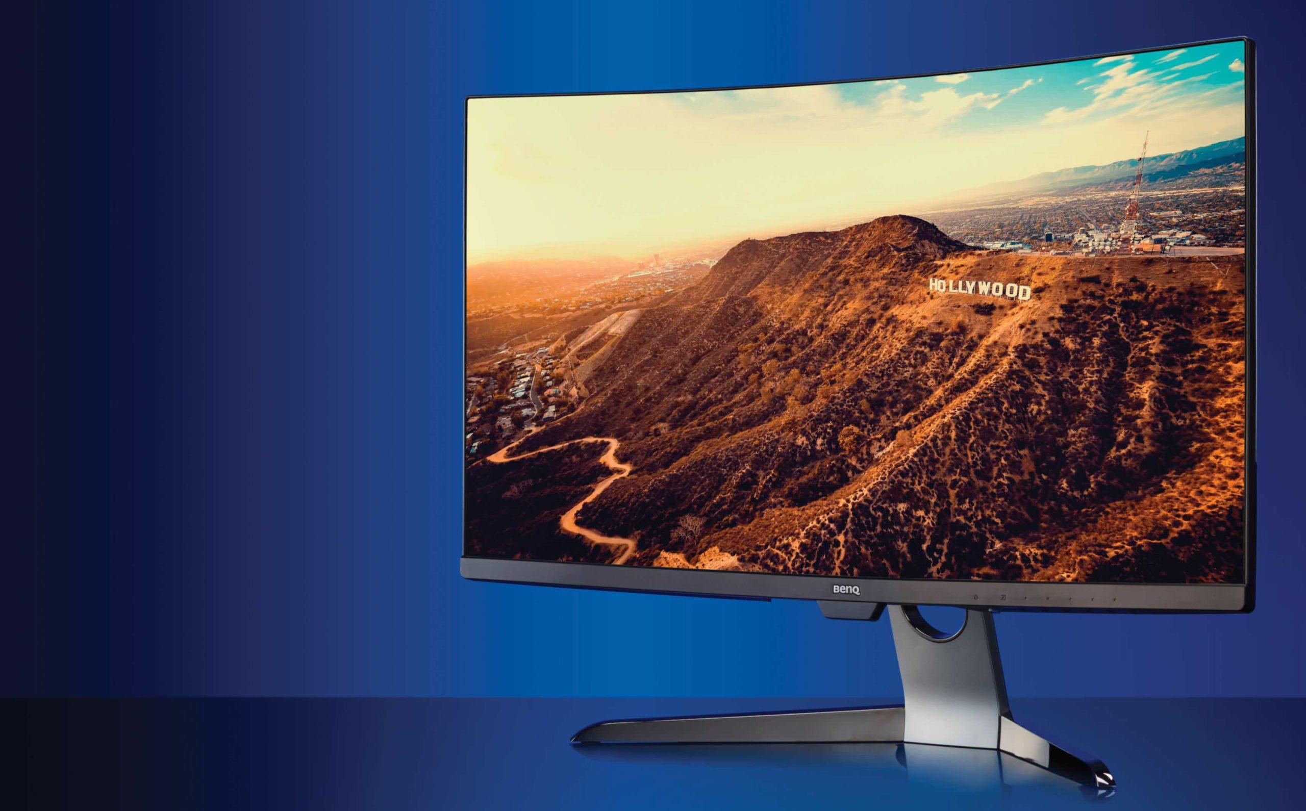 BenQ EX3203R: best WQHD monitor