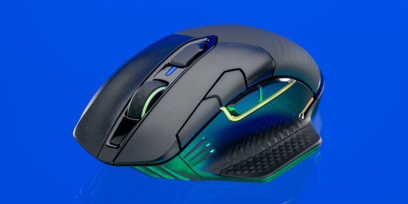 Corsair Dark Core RGB Pro SE: best all-round gaming mouse