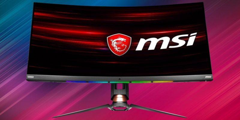 MSI OPTIX MPG341CQR: a valid alternative