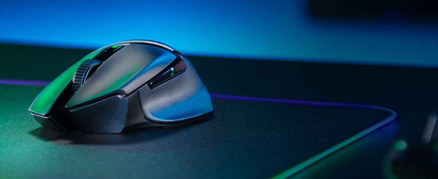 Razer Basilisk X Hyperspeed: the gaming mouse with the best autonomy