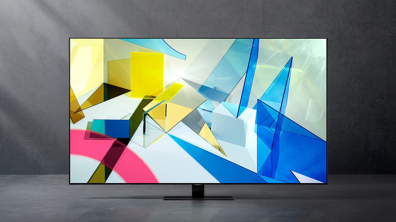 Samsung Q80T QLED best gaming TV