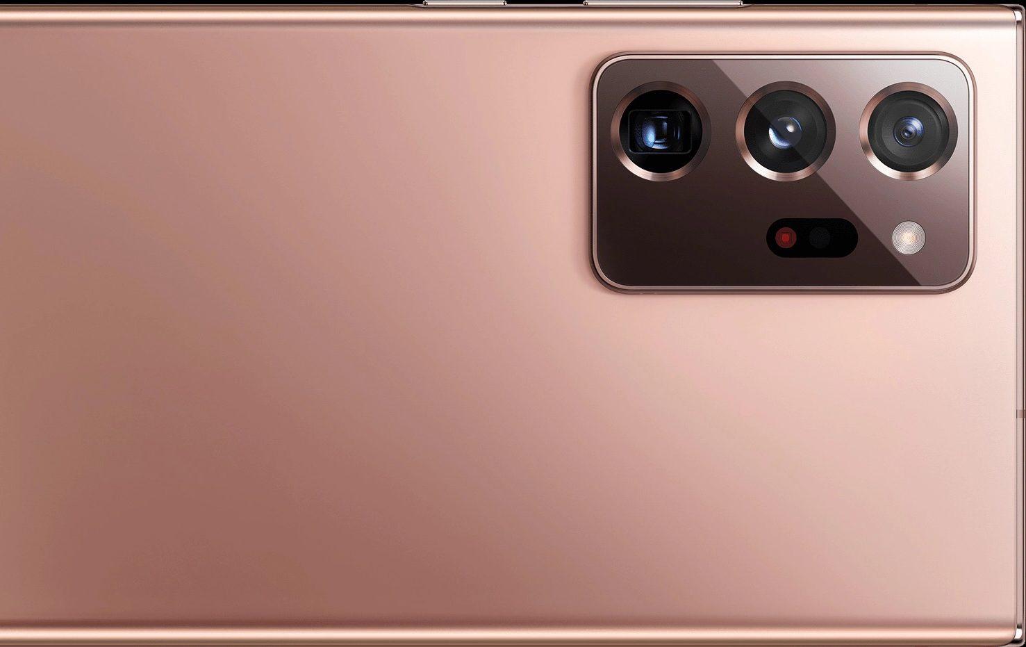 Samsung Galaxy Note 20 Ultra – Camera