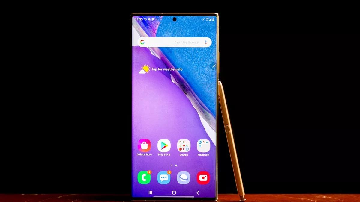 Samsung Galaxy Note 20 Ultra — Performance