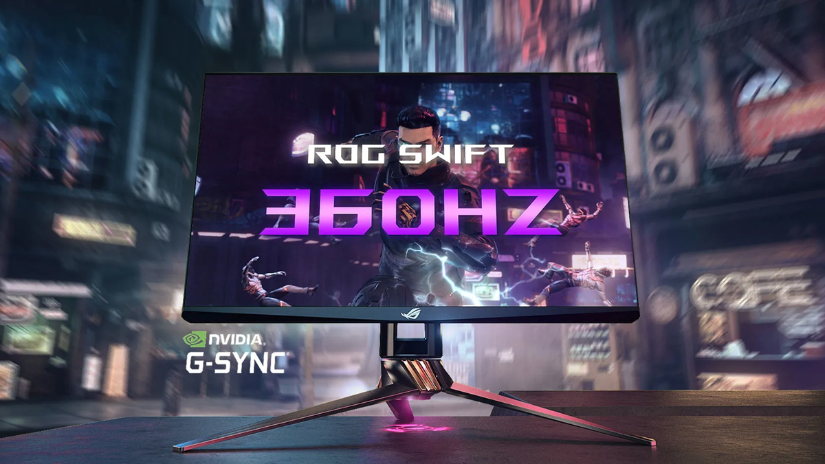 Asus ROG Swift PG259QN the fastest
