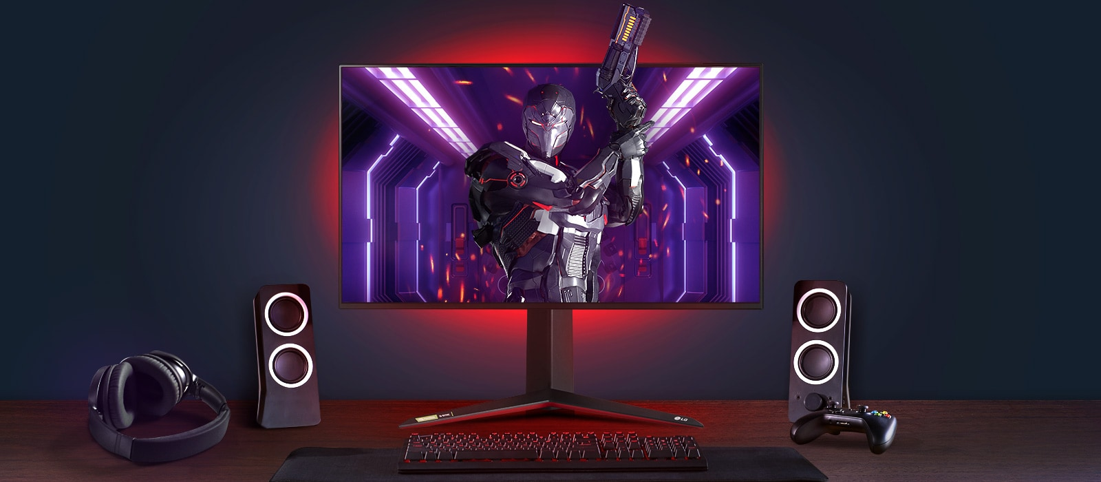 LG 27GN950 best 4K gaming monitor