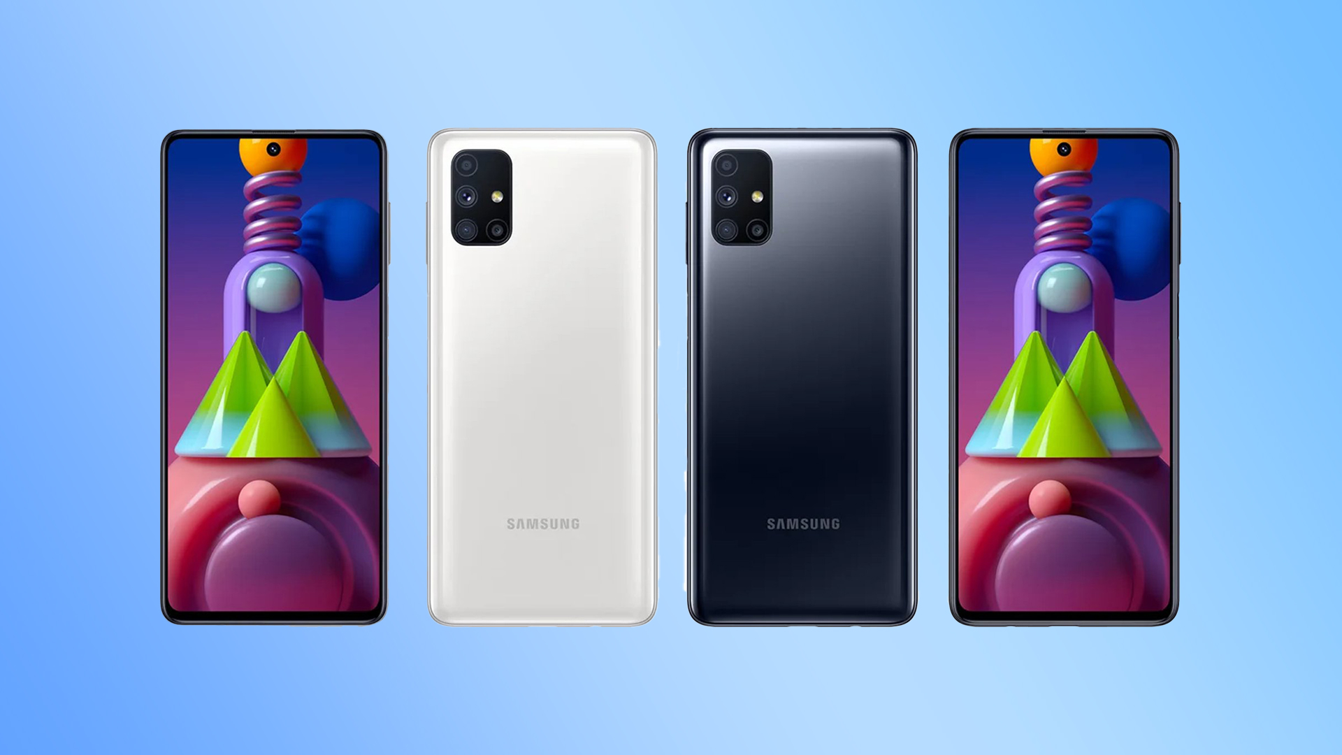 Samsung Galaxy M51: a valid alternative