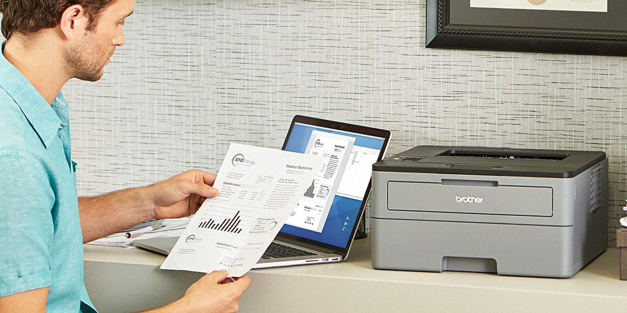 Brother HL-L2350DW: the best monochrome laser printer
