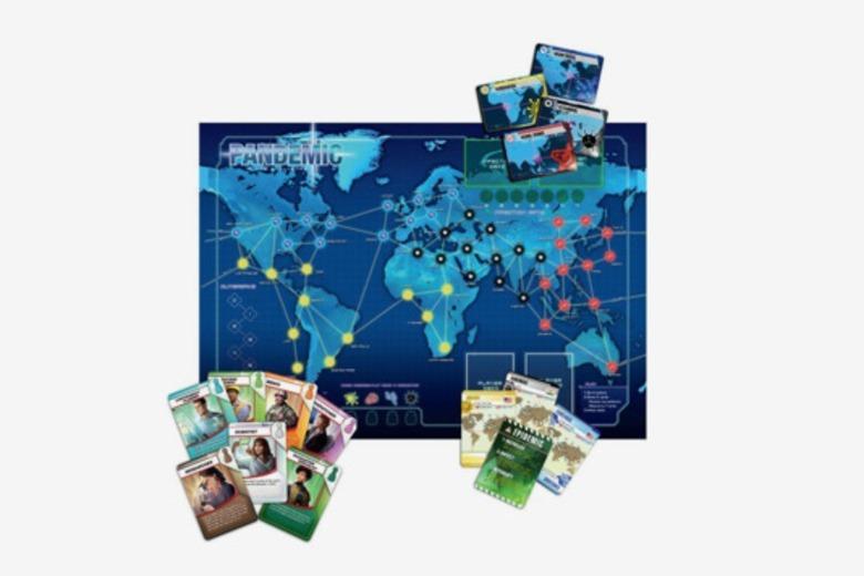 Miglior gioco da tavolo cooperativo per famiglie Pandemia