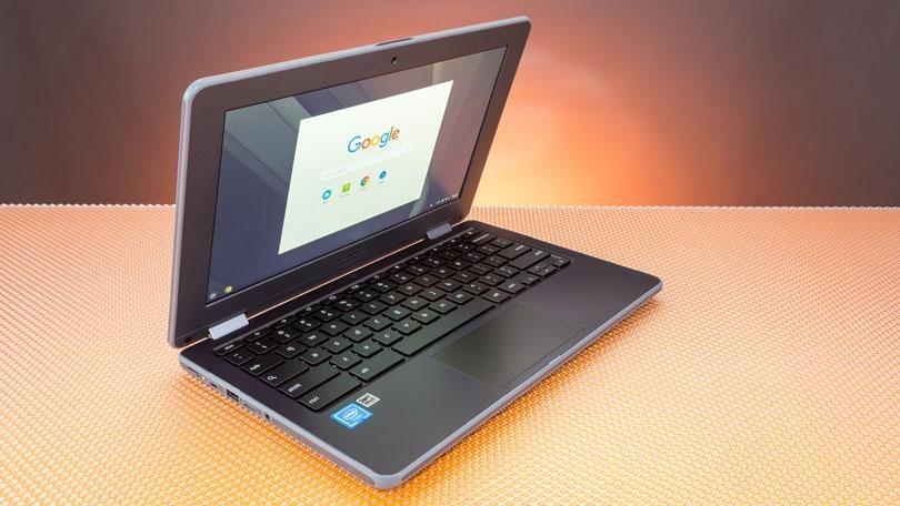 Il miglior laptop per bambini Chromebook Asus Flip C213SA