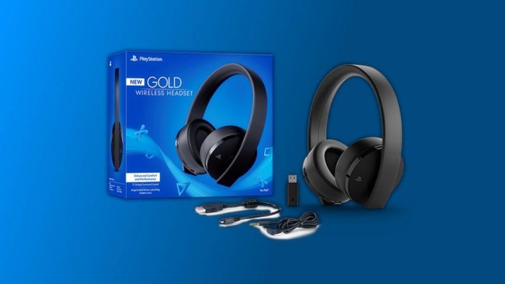 Le più economiche Sony PlayStation Gold Wireless (2018) 5e5f69fa1db8