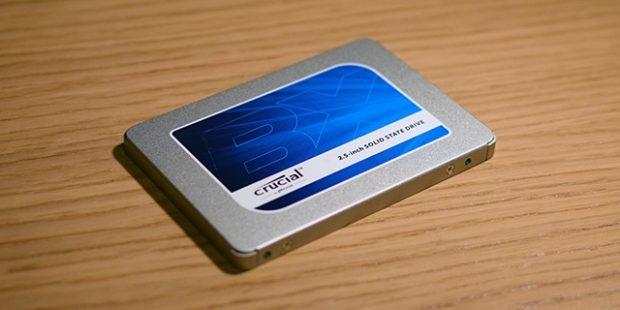 Miglior SSD economico Crucial BX300
