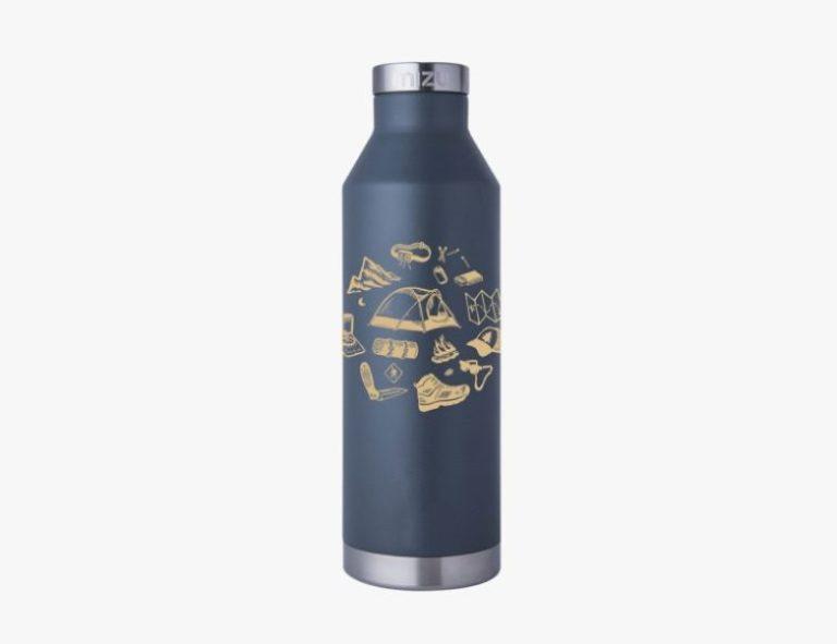 Migliore bottiglia a bocca stretta Isolata Mizu V8