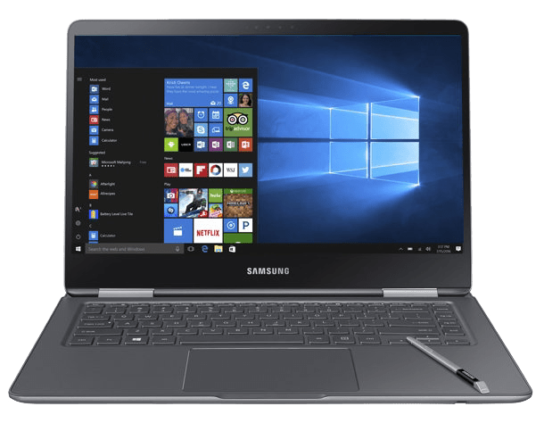 Secondo classificato Samsung Notebook 9 Pro 15