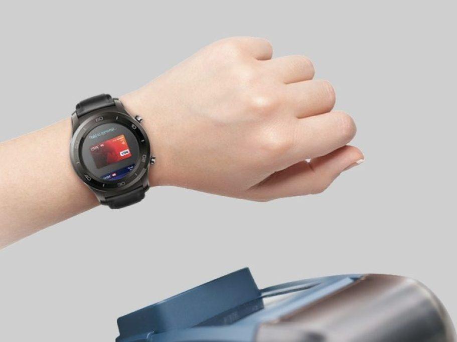Huawei Watch Sport 2