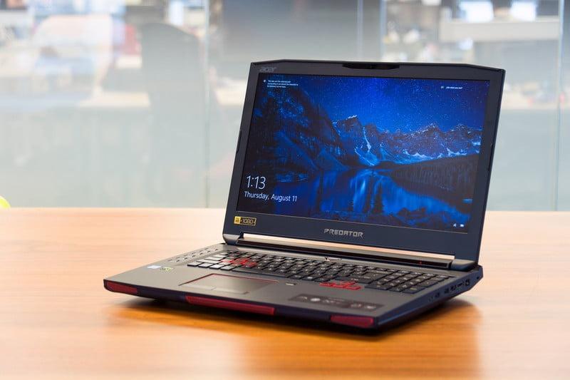 IL MIGLIOR COMPUTER PORTATILE PER IL GIOCO Acer Predator 17X