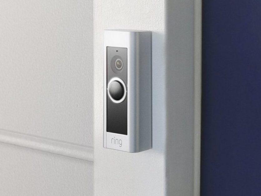 Il miglior campanello con video HD Ring Video Doorbell 2