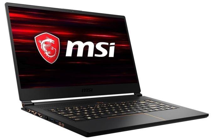 Il miglior laptop portatile per giochi MSI GS65 8RF Stealth Sottile