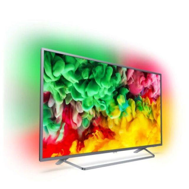 Migliore TV per lo spettacolo a metà partita Philips 55PUS6753 12 (£ 700)